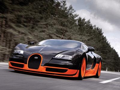 ¿Qué tanto es más rápido un Veyron que tu auto? En esta página te puedes dar una idea