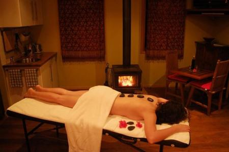 ¡Hazte un masaje! Es muy bueno para tu salud