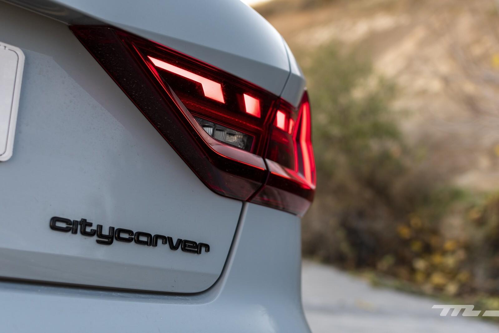 Foto de Audi A1 Citycarver 2020 prueba (19/39)