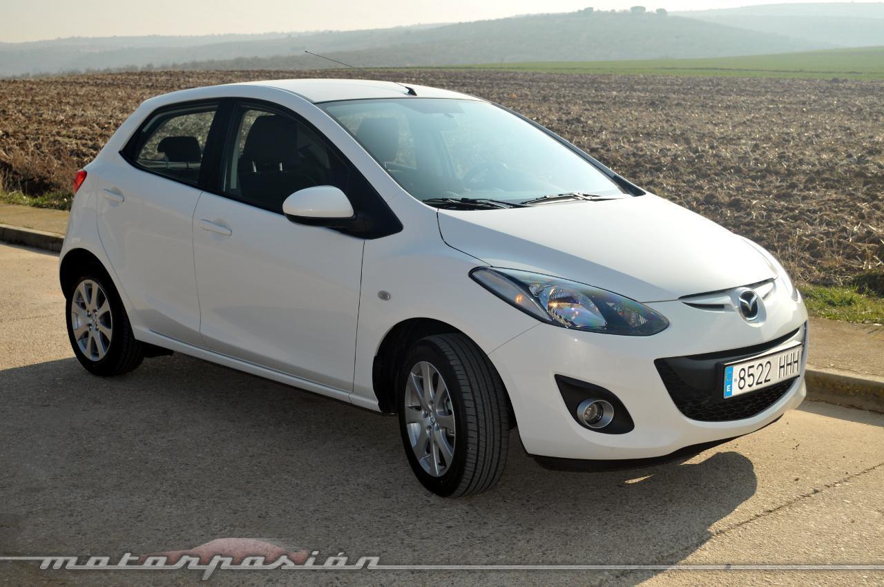 Foto de Mazda2 2011 (Prueba) (25/58)