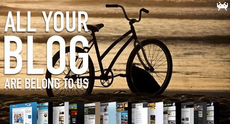 En verano cambiamos bicicletas por consolas y viajamos en naves antiguas. All Your Blog Are Belong To Us (CLVII)