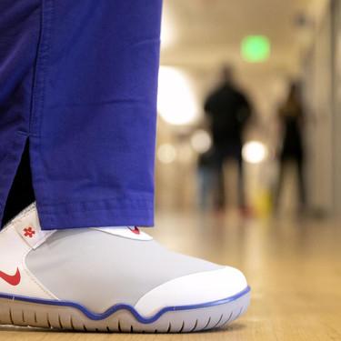 Nike agradece el trabajo de los hospitales donando miles de pares de Air Zoom Pulse (una deportiva diseñada por y para sanitarios)