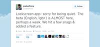 Las pantallas de bloqueo personalizables llegarán a Windows Phone 8.1 en una semana