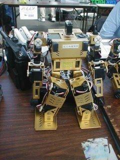 Llegan las Robolympics