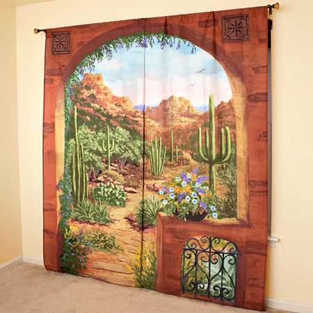 Outdoor View Curtains