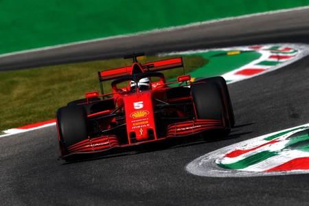 Vettel Italia F1 2020