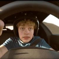 3 conductores noveles al volante de un Lamborghini de 700 caballos sirven para promocionar Forza Horizon 3