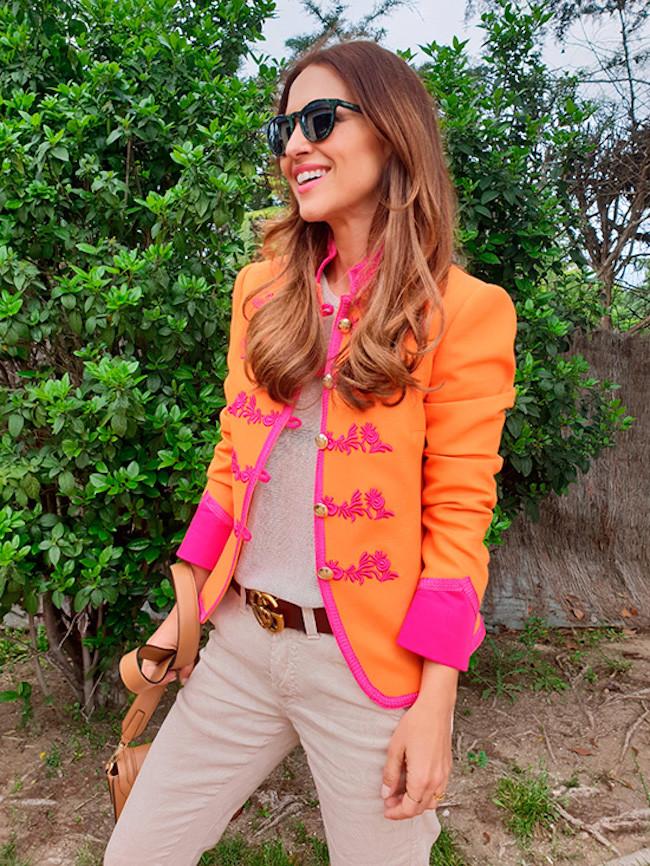 La última obsesión de Paula Echevarría viene en forma de chaqueta (y en varios colores)