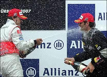 Y ahora suena Red Bull como destino de Alonso...