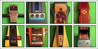 Juegos electrónicos retro