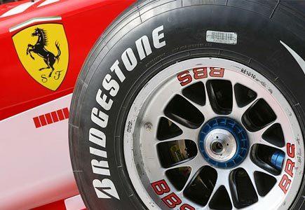 Ferrari cree que las gomas elegidas por Bridgestone son demasiado duras