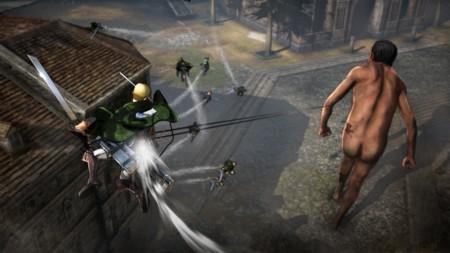 El nuevo gameplay de Ataque a los Titanes repasa sus primeros 80 minutos
