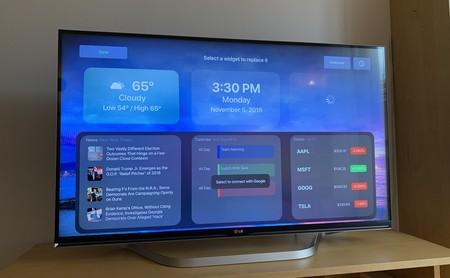 DayView muestra información básica en la pantalla de tu televisor: App de la Semana