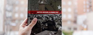 'Cartier Bresson, Alemania 1945', la novela gráfica sobre el fotógrafo más reconocido