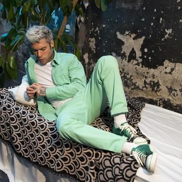 Bikkembergs y Fedez juntos en una colorida colección de calzado unisex para el verano