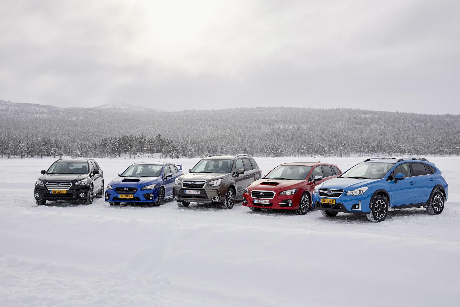 Foto de Subaru Snow Drive 2016 (79/137)