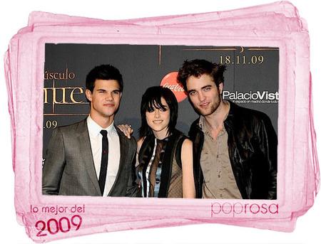 Lo mejor de Poprosa 2009: los famosos en imágenes