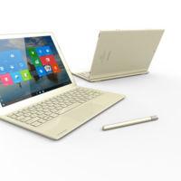 Toshiba presenta la DynaPad 2-en-1, una tableta híbrida con Windows 10