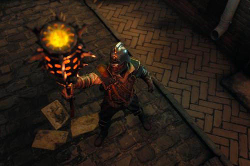 Hemos jugado a Egress, el Battle Royale tipo Dark Souls, y esto es lo que nos ha parecido
