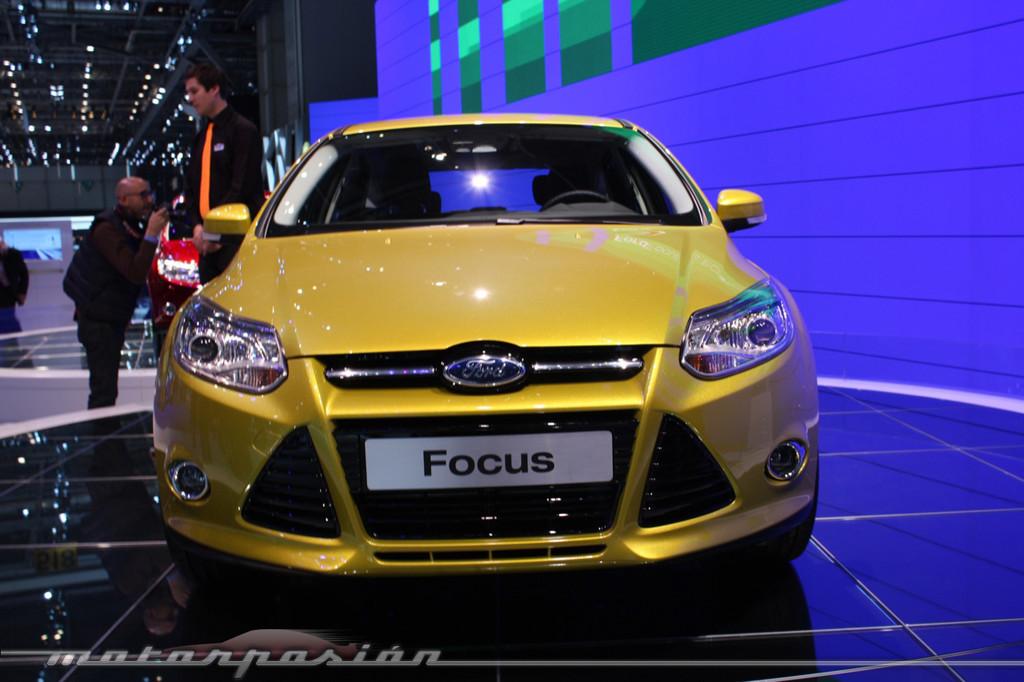 Foto de Ford Focus 2012 en el Salón de Ginebra 2010 (1/13)