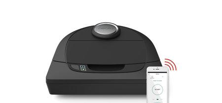 Neato amplía el catálogo de robots de limpieza inteligente con el Botvac D5+ Connected D503