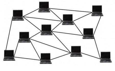 El P2P es la tercera 'red social' más grande del mundo, según Tru Optik