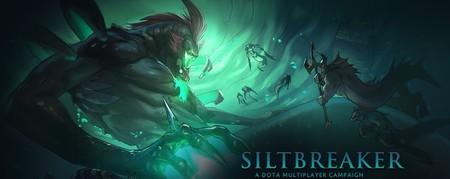 Habrá que esperar una semana más para ver Siltbreaker, la nueva aventura cooperativa de Dota