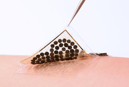 Esta piel sintética produce energía a partir del sudor para alimentar a todo tipo de biosensores