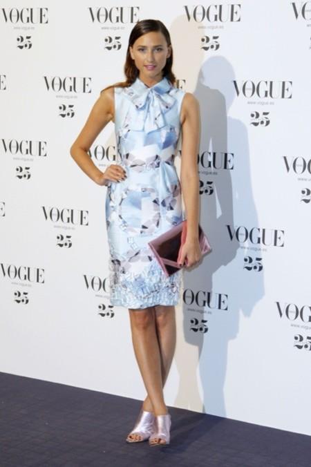 "Vogue España elige a su ""Who's On Next"" rodeada de celebrities patrias"