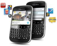 "BlackBerry Tag pondrá de moda ""chocar"" los móviles"