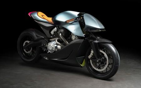 ¡180 CV y turboalimentada! La primera moto de Aston Martin cuesta 108.000 euros y se llama AMB 001