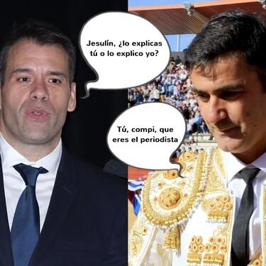 ¿Qué tienen en común Jesulín de Ubrique y Rubén Amón, el nuevo novio de Begoña Villacís?