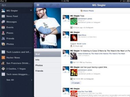 La aplicación de Facebook para el iPad estaba preparada desde mayo, su desarrollador dimitió harto de esperar al lanzamiento