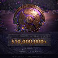 10 millones de dólares recaudados en 3 días, The International 9 está destinada a romper todos los récords