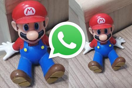 WhatsApp y la calidad de las fotos: así cambia el tamaño según la configuración que elijas