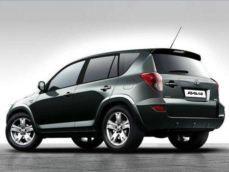 Nueva llamada a revisión de 308.000 SUV Toyota en Estados Unidos