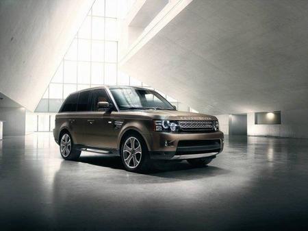 Range Rover 2012