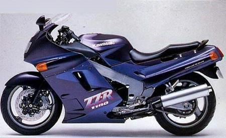 Kawasaki Zzr1100 91