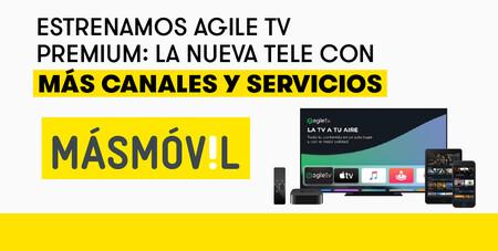Agile Tv Masmovil
