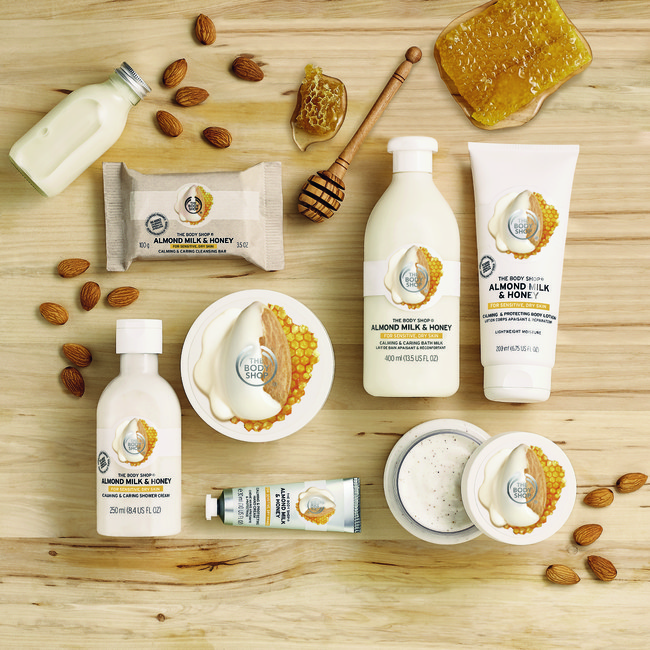 Eps Jpg A1a Almond Milk And Honey Range Inamhps030