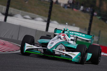 Kazuki Nakajima gana en Suzuka y se proclama campeón de la Fórmula Nippon 2012