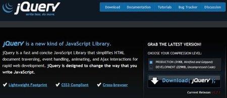 Publicada la versión 1.7.1 de jQuery