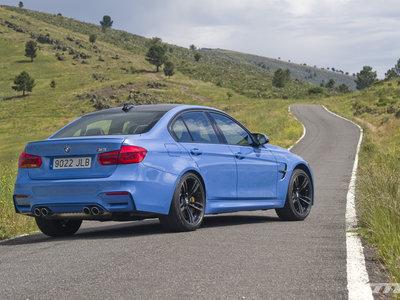 BMW podría estar cocinando un M3 CS, la berlina llevada a su configuración más deportiva de 460 CV