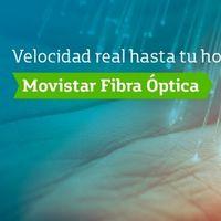 Tener sólo fibra con Movistar será tres euros más caro a partir de enero de 2019