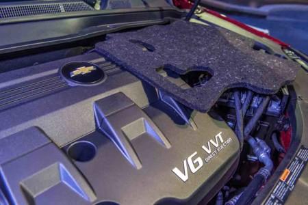 Chevrolet Equinox reciclado