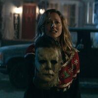 """""""Quiero que los espectadores estén molestos"""": la protagonista de 'Halloween Kills' habla sobre el final de la sanguinaria película"""
