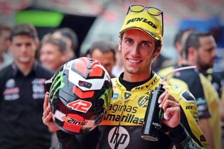 Álex Rins da el salto, irrumpe en MotoGP como piloto oficial de Suzuki por dos años