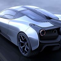 Gordon Murray T.50: el auténtico sucesor del McLaren F1 nace con una inédita propuesta aerodinámica