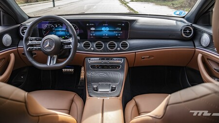 Mercedes Benz E 300 De 2021 Prueba 050