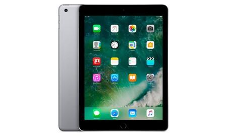 El iPad 2017 sólo WiFi y con 128 Gb de capacidad, esta semana en Mediamakrt por 469 euros